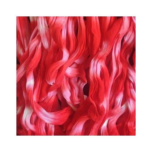 Piros-fehér harisnya