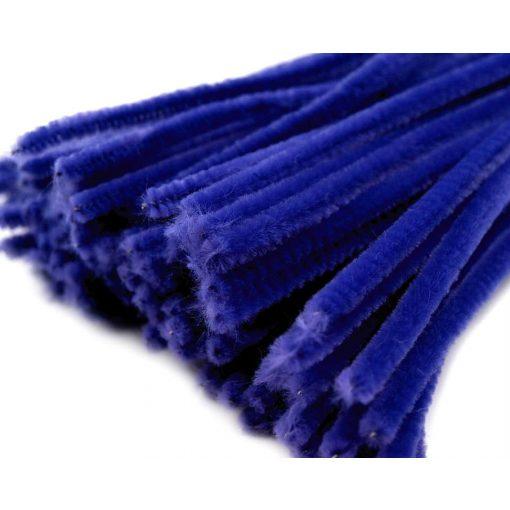 Kék zsenília drót