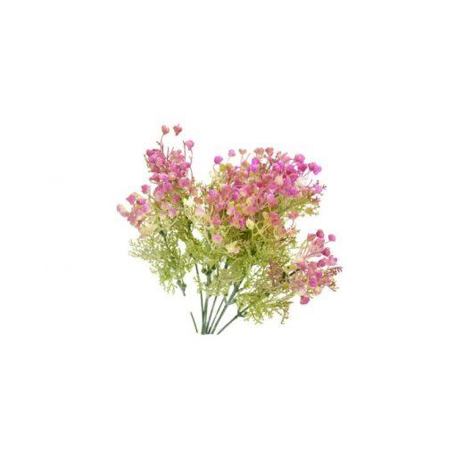 Rózsaszín bokor